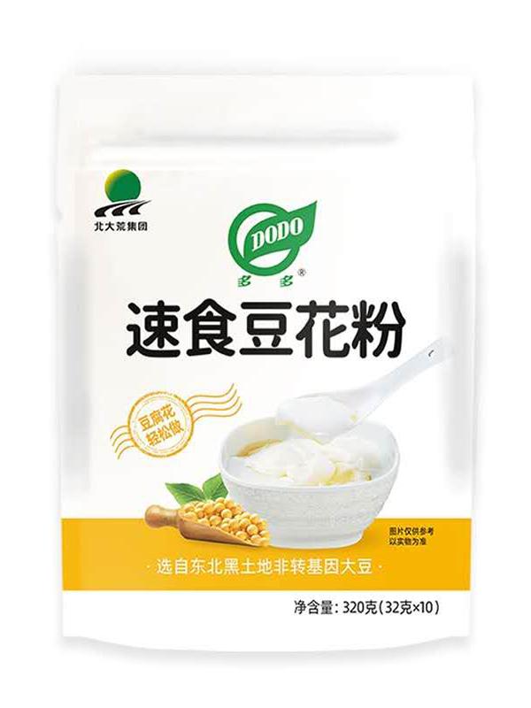 速食豆花粉320g